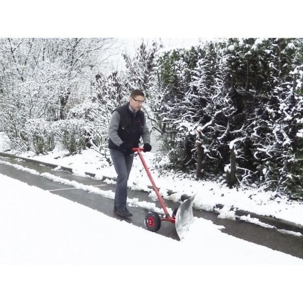 Движок для снега скрепер на колесах 10743 CEMO