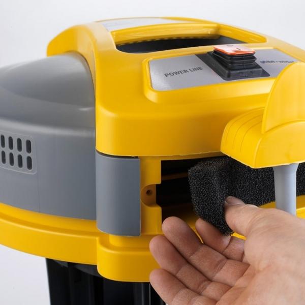 Пылесос Ghibli POWER D 22 P для сухой уборки
