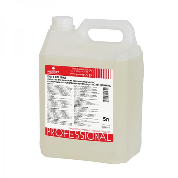 Средство для комплексного мытья и отбеливания поверхностей Duty Belizna 5л