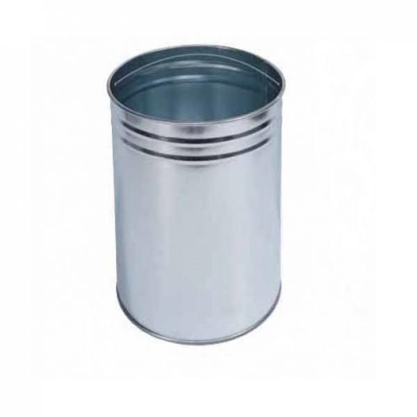 Внутреннее мусорное ведро для мусорной урны с педалью 40л. 1009 ARI METAL