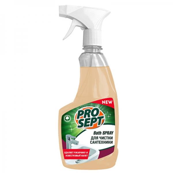 Универсальный спрей для санитарных комнат Bath Spray 0,5л
