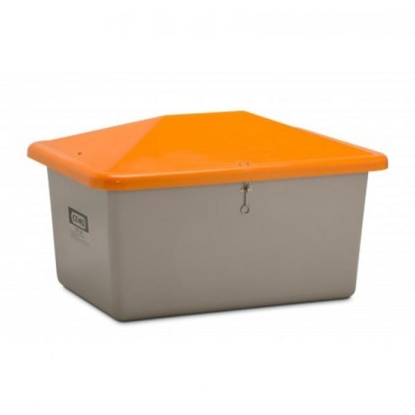 Ящик-контейнер для песка, соли и реагентов 7437 CEMO 1100л