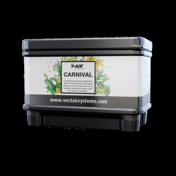 Профессиональный картридж ароматизатор воздуха V-Air Solid Plus Карнивал  VECTAIR SYSTEMS