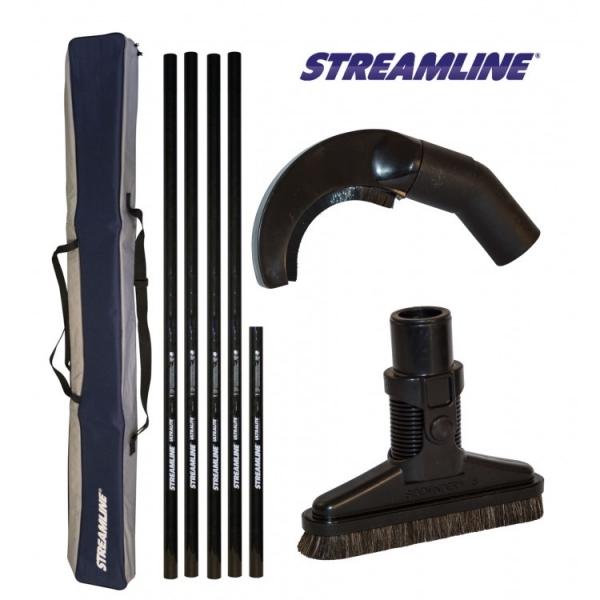 Комплект для чистки пыли и грязи в труднодоступных высоких местах STREAMVAC DV-KIT6175-032 STREAMLINE