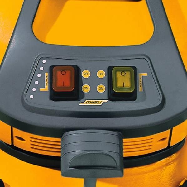 Моющий пылесос (экстрактор) Ghibli Power- Extra 7 P