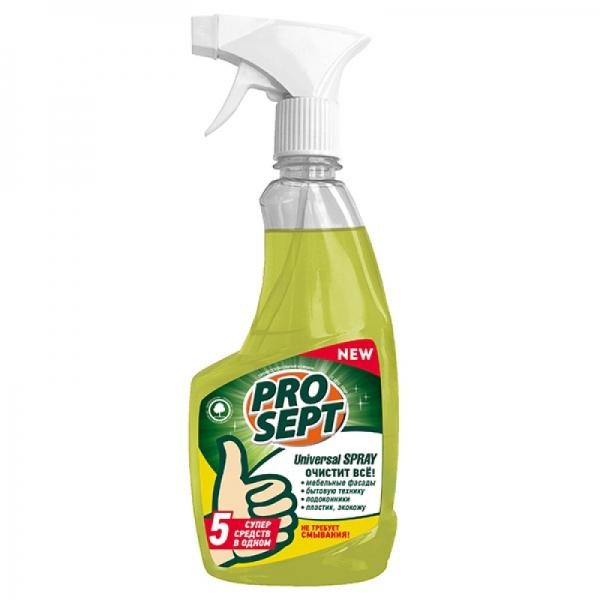 Универсальное моющее и чистящее средство Universal Spray 0,5 л