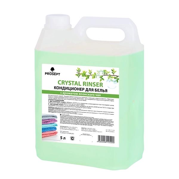 Кондиционер для белья Crystal Rinser с ароматом японского чая 5 л