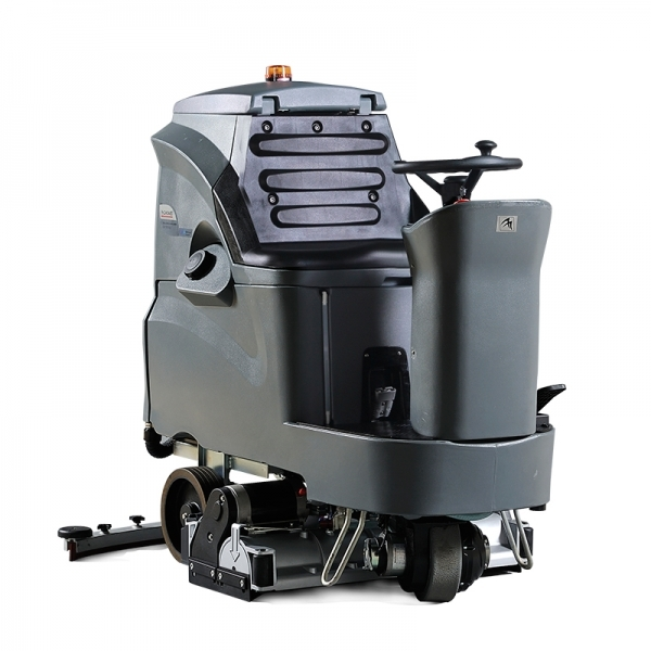 Подметально-поломоечная машина с местом для оператора GAOMEI GM110BTR80