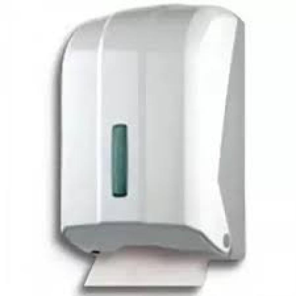 Диспенсер для листовой туалетной бумаги KH.200