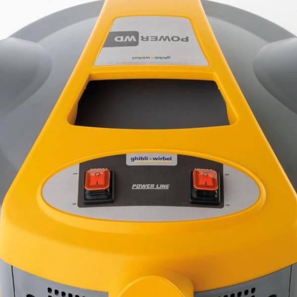 Пылесос Ghibli POWER WD 80.2 I TMT UFS для сбора жидкостей и пыли