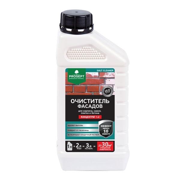 Удалитель высолов с минеральных поверхностей PROSEPT SALT CLEANER 1 л.