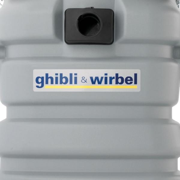 Пылесос Ghibli Power AS 59 PD SP  для сухой и влажной уборки