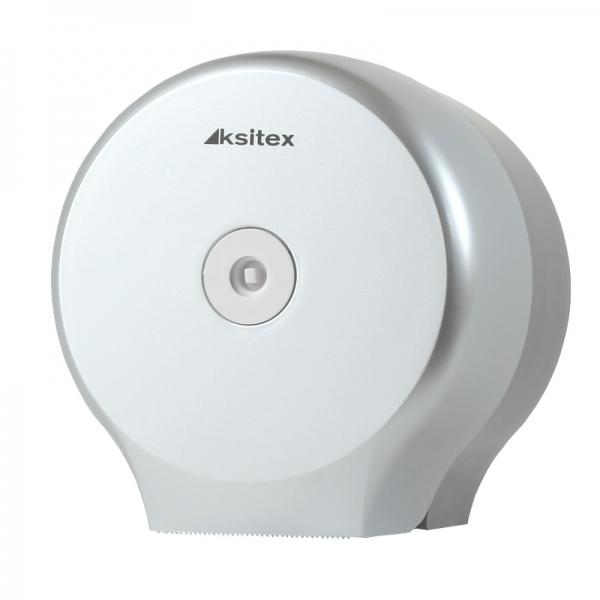 Диспенсер для рулонной бытовой туалетной бумаги Ksitex TH-8127F