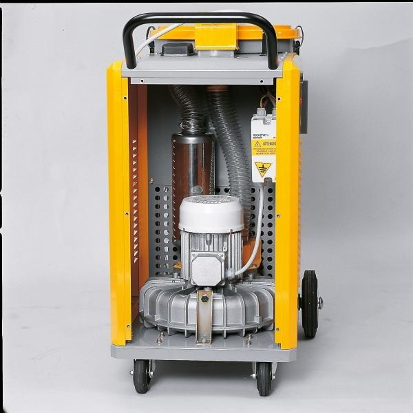 Пылесос промышленный Ghibli Power AZ35/S 380 V