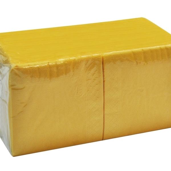 Салфетки Биг-пак 400 шт. желтые