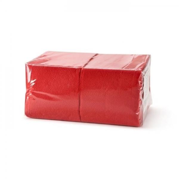 Салфетки Биг-пак 400 шт. красные