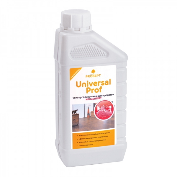 Универсальное моющее средство усиленного действия Universal Prof 1л