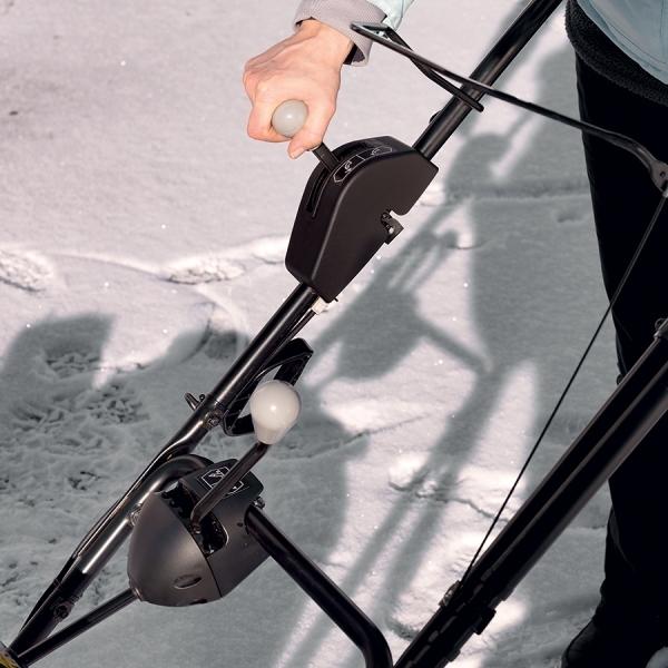 Снегоуборочная машина бензиновая Honda HSS 750 EA