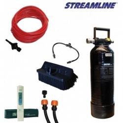 Комплект переносной для мытья окон витрин, вывесок и указателей Filterplus®Mobi® STREAMLINE-SK072-252-012