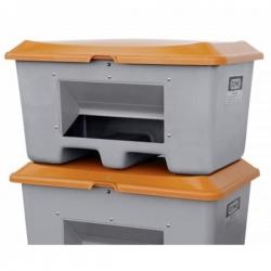 Ящик-контейнер для песка, соли и реагентов 10568 CEMO 200л