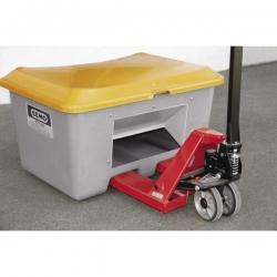Ящик-контейнер для песка, соли и реагентов 10564 CEMO 100л
