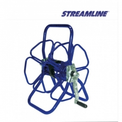 Катушка металлическая для шланга 6/8 мм до 100 м или 12 мм до 60 м STREAMLINE HRM2-AS