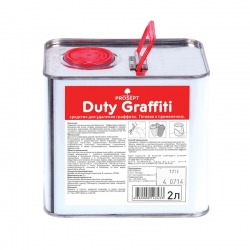 Средство для удаления граффити Duty Graffiti 2л