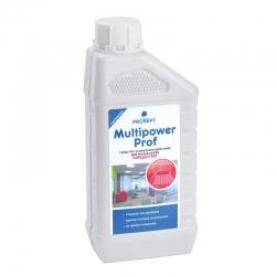 Средство усиленного действия для мытья напольных покрытий Multipower Prof 1л
