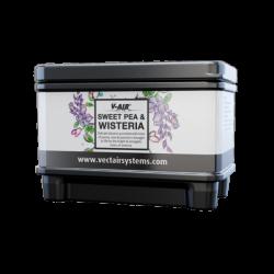 Профессиональный картридж ароматизатор воздуха V-Air Solid Plus Глициния со сладким горохом VECTAIR SYSTEMS