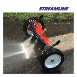 Оригинальный триклинер для чистки водой под высоким давлением STREAMLINE HP-GP2100306