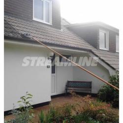 Аппарат для мойки фасадов черепицы крыши под высоким давлением STREAMLINE HP-HSC300