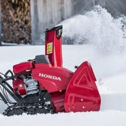 Снегоуборочная машина бензиновая Honda HSS 760A ETD