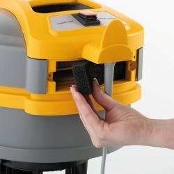 Пылесос Ghibli POWER WD WD 80.2 P TPT UFS для сбора жидкостей и пыли
