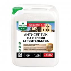 Антисептик для влажной древесины. PROSEPT BiO 5 л
