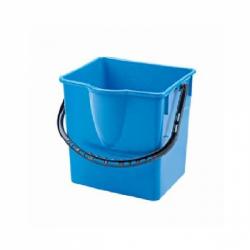 Ведро 18 л. для уборочной тележки синее