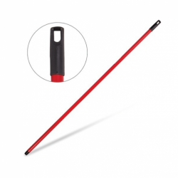Палка для щетки (металлопластик) 140 см.