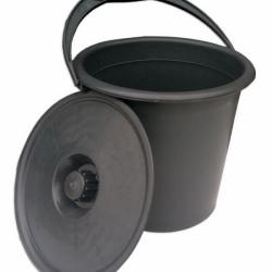 Ведро 10 литров с крышкой