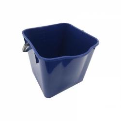 Ведро 25 л. для уборочной тележки синее