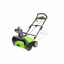 Снегоуборочная машина электрическая Greenworks 1800 W