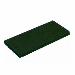 """Пад для скурблока 15 *25 зеленый """"FIBRATESCO"""""""
