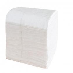 Салфетки для настольных диспенсеров, 200 шт., 1 слой, белые