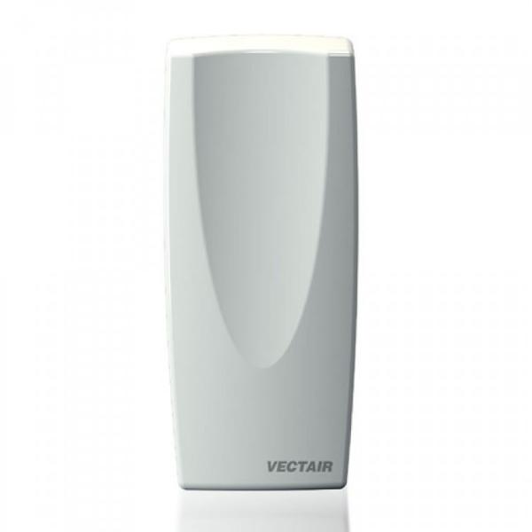 Диспенсер для освежителя воздуха автоматический V-AIR MVP WHITE VECTAIR SYSTEMS