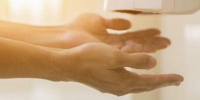 Электрические сушилки для рук