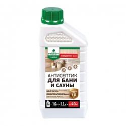 *Антисептик для бани и сауны. SAUNA 1 л