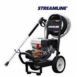 Аппарат для мойки высокого давления на тележке STREAMLINE HIGHLINE HP-T12150PHR